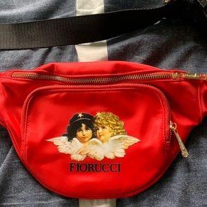 Fiorruci red angel bum bag Fanny pack